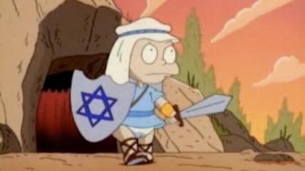 Chanukah Rugrats